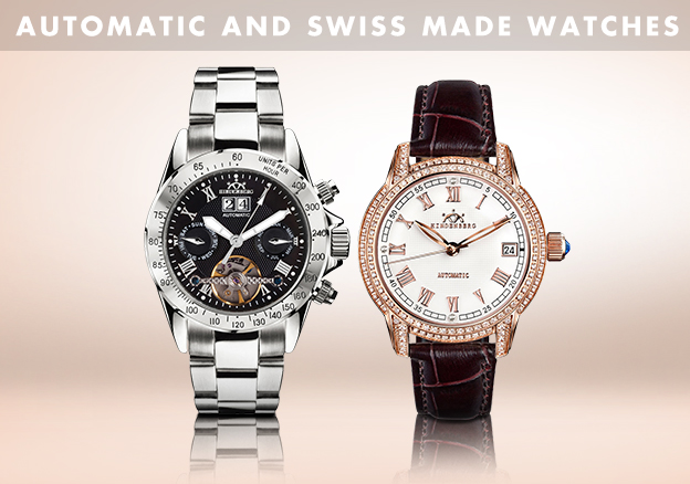Best Automatic & Swiss Made Quartz Watches
