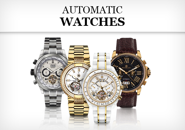 Bestseller: Automatic Watches