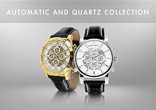 Automatic and Quartz Collection, Relojes funcionales y coloridos o incluso clásicos es...