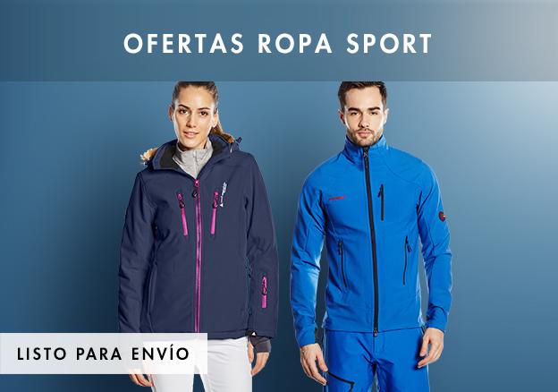Ofertas Ropa Sport hasta -72%