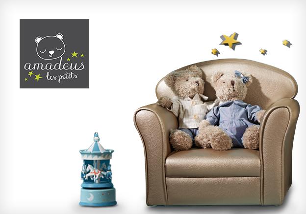 amadeus les petits es compras moda. Black Bedroom Furniture Sets. Home Design Ideas