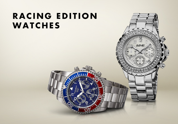 Racing Edition Watches