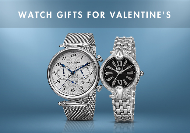 Watch Gifts for Valentine's