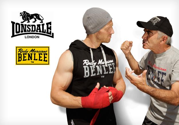 Lonsdale & Benlee