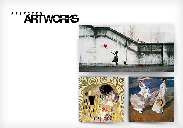 Selected Artworks