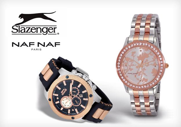 Slazenger & Naf Naf