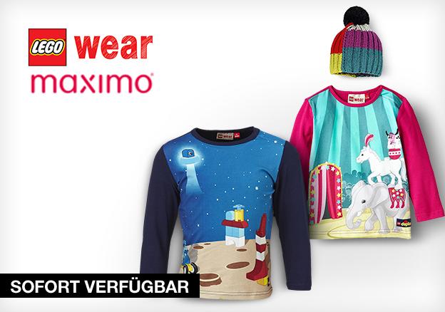 Maximo & Lego Wear