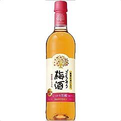 【梅酒の新商品】   サントリー 食事においしい ごちそう梅酒 <しっかり芳醇> 720ml