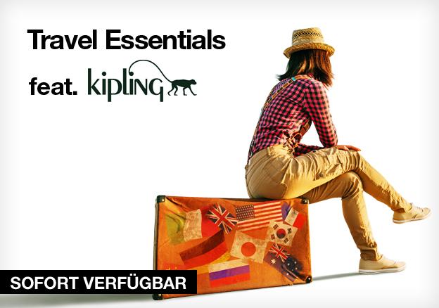 Travel Essentials feat. Kipling