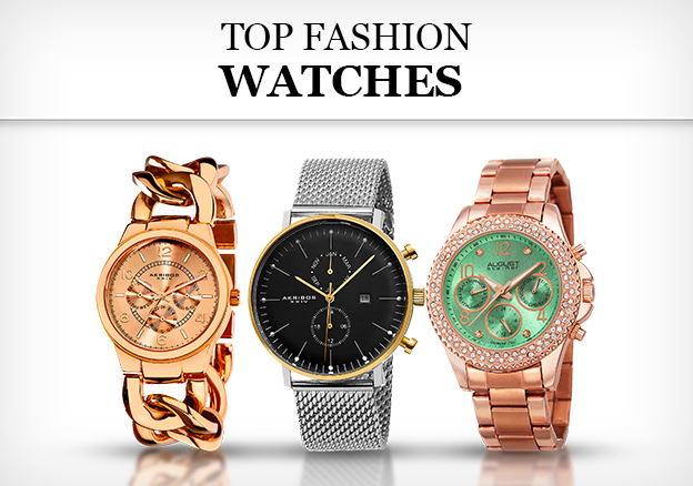 Top Fashion Watches
