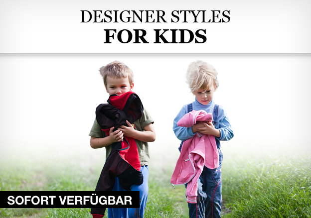 Designer Styles for Kids
