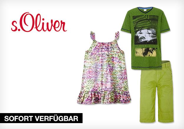 s.Oliver: Kids
