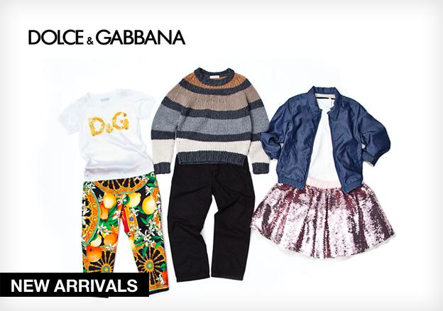 Dolce & Gabbana niños