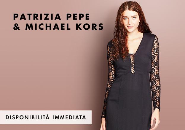 Patrizia Pepe & Michael Kors