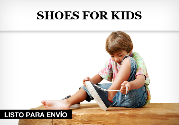 Shoes For Kids!