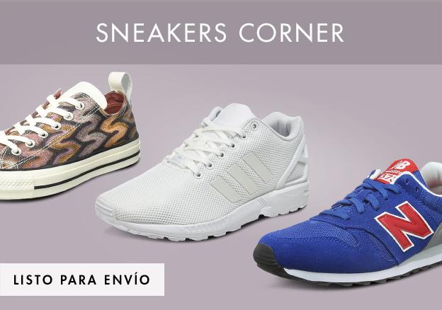 Sneakers Corner!