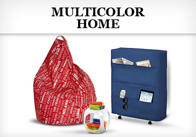 Multicolor Home