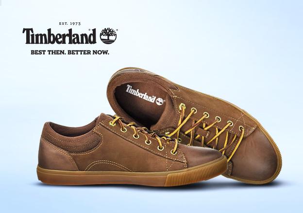 Timberland!