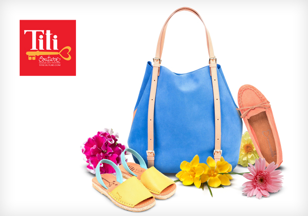 Titi Couture: Bags & Shoes