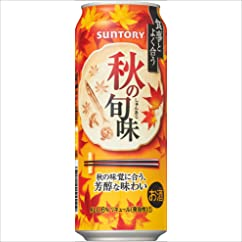 """サントリー 秋の""""旬味"""" 500ml×24本"""