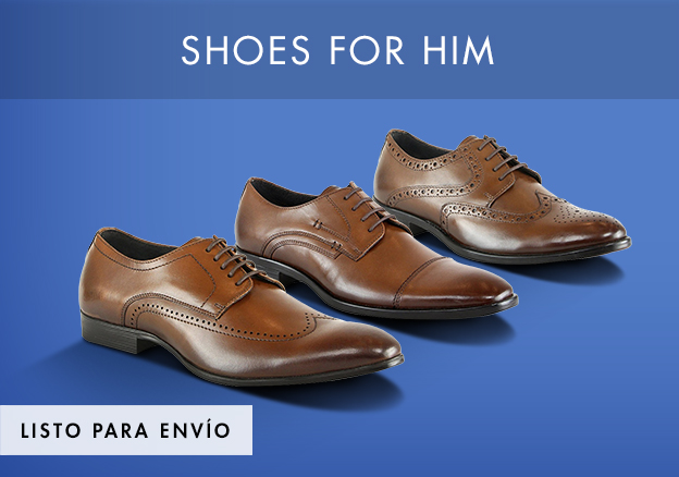 Shoes for Him up to -70%