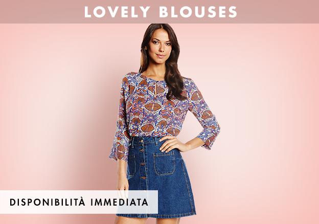 Lovely Blouses