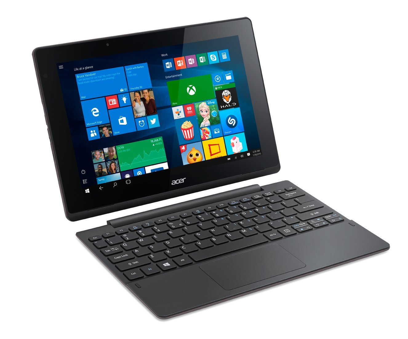 Acer Switch 10E SW3-016 10.1-inch Laptop