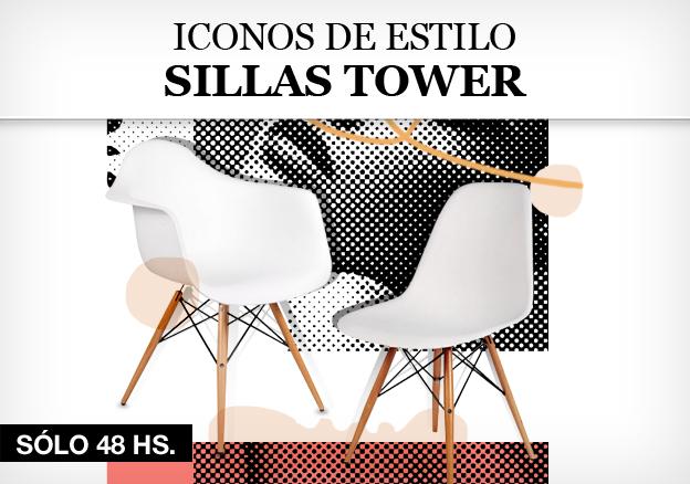 Sólo 48 horas: sillas Tower