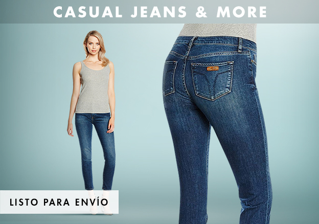 Casual Jeans & More