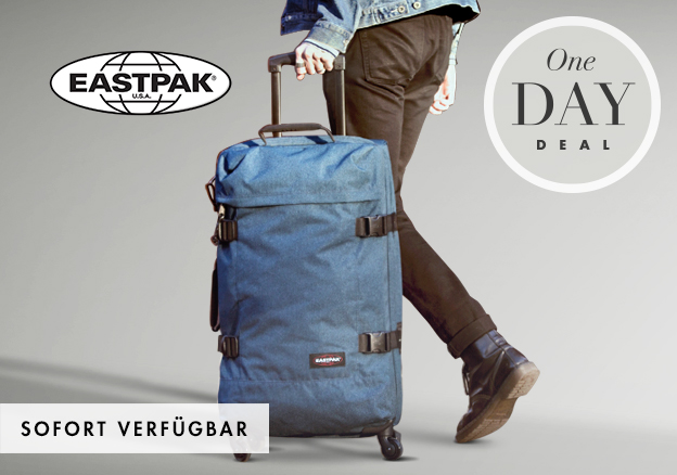 Eastpak: 1 day only!