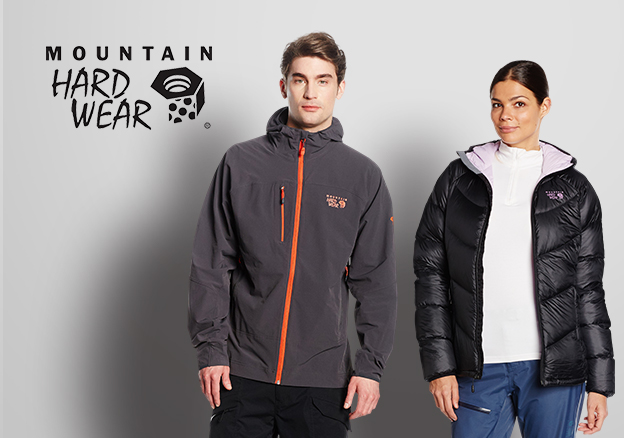 Mountain Hardwear!
