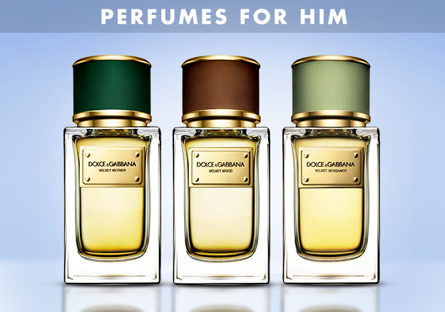 Perfumes for him