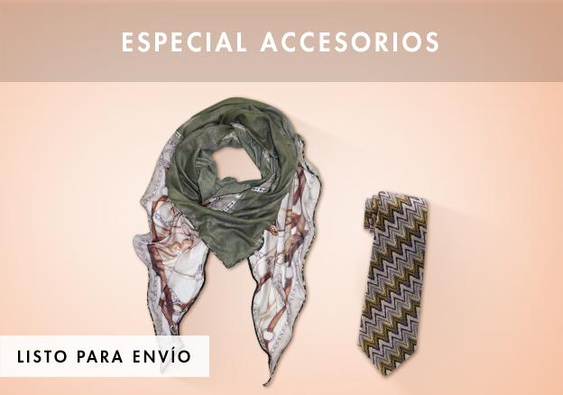 Especial accesorios
