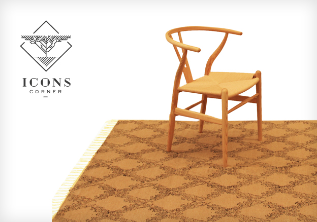 Icons Corners Carpets