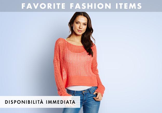 Favorite Fashion Items