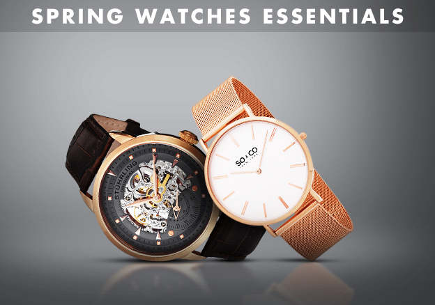 Spring Watches Essentials