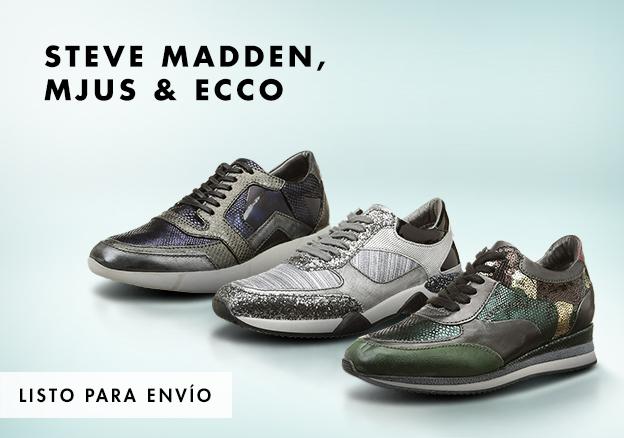 Steve Madden, Mjus & Ecco
