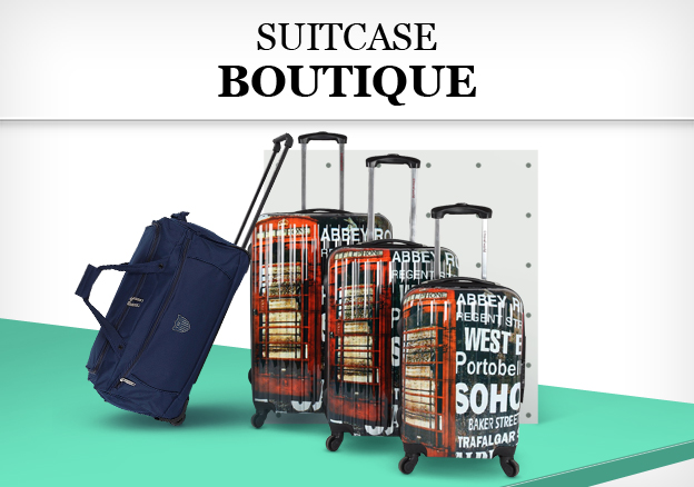 Suitcase Boutique: Travel World