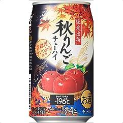サントリー チューハイ -196℃ 秋りんご