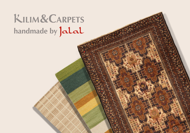 Kilim Carpets by Jalal
