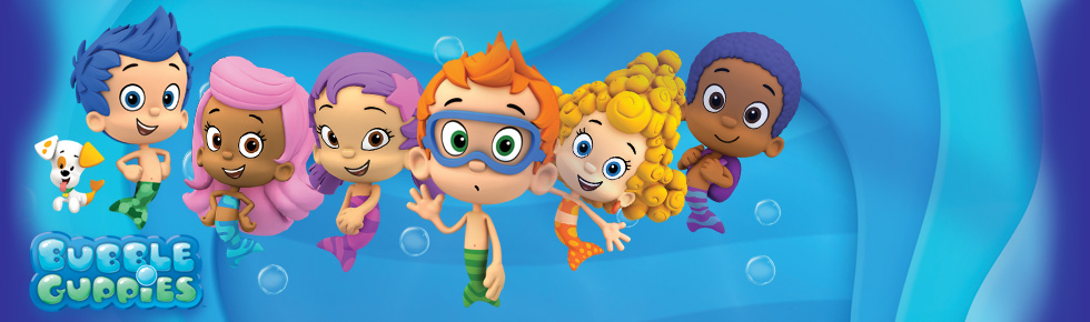 Fisher Price Bubble Guppies Pupp