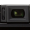 High resolution electronic viewfinder and tilting LCD