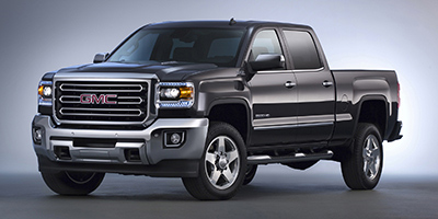 2015 GMC Sierra 2500 HD:Main Image