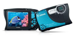 Canon PowerShot D20 at Amazon.com