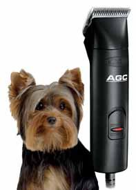 Dog and clippers