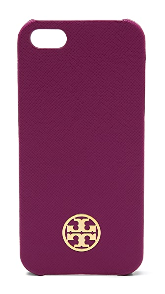 tory burch iphone case burch robinson leather hardshell iphone 5 5s 16280