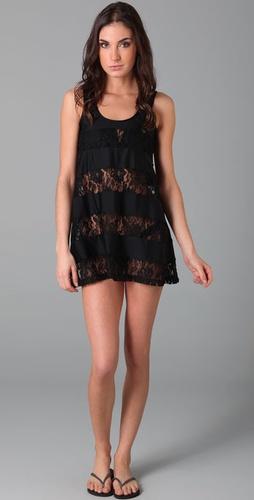 Tavik Swimwear Rose Cover Up Dress