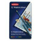 Watercolor pencils, 12-Ct.
