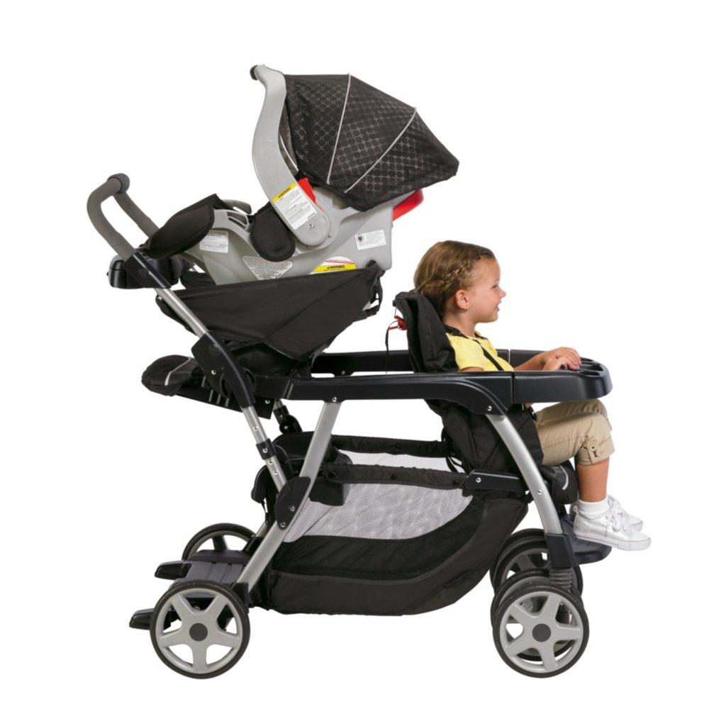 Amazon.com : Graco Ready2Grow Click Connect LX Stroller