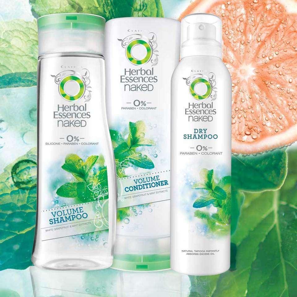 Amazon.com : Herbal Essences Naked Dry Shampoo 4.9 Oz, 4